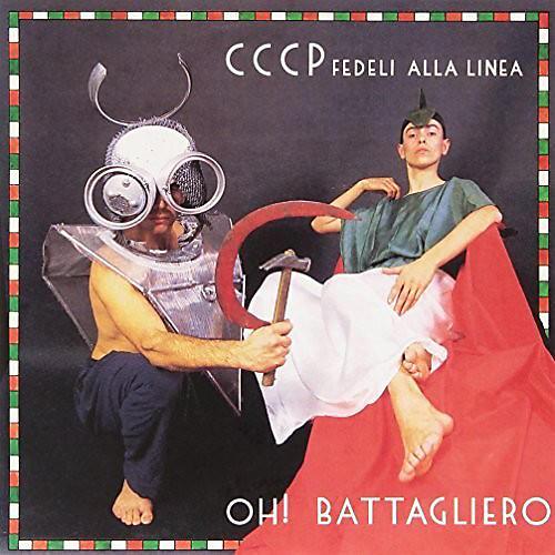 Alliance Cccp Fedeli Alla Linea - Oh Battagliero / Guerra E Pace
