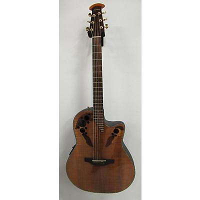 Ovation Ce44-fkoa Acoustic Electric Guitar