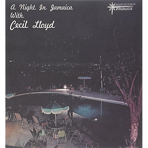 Alliance Cecil Lloyd - A Night In Jamaica With Cecil Lloyd