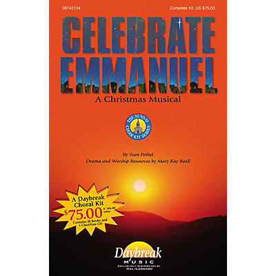 Daybreak Music Celebrate Emmanuel (CD 10-Pak) CD 10-PAK Composed by Stan Pethel