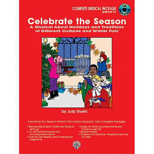 Alfred Celebrate the Season Book/CD