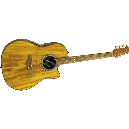 Ovation Celebrity Acoustic-Electric Guitar