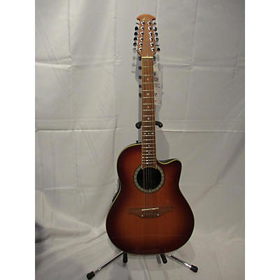 Ovation Celebrity CC 045 12 String Acoustic Electric Guitar