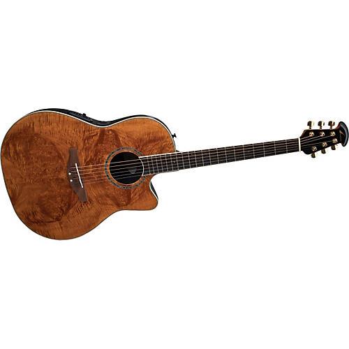 Ovation Celebrity CC24 Mid-Depth Contour Acoustic-Electric Guitar