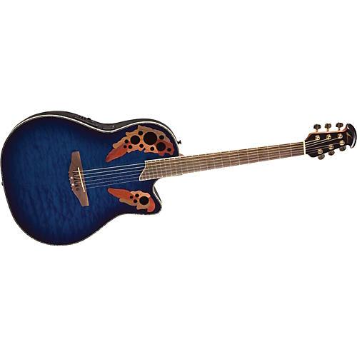 Ovation Celebrity CC44 Mid-Depth Contour Acoustic-Electric Guitar