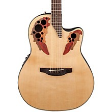 Celebrity Elite Acoustic-Electric Guitar Natural