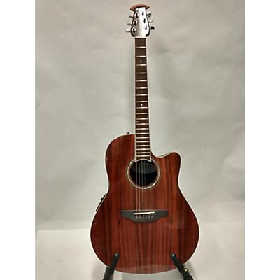 Ovation Celebrity Standard Plus Figured Koa Acoustic Guitar