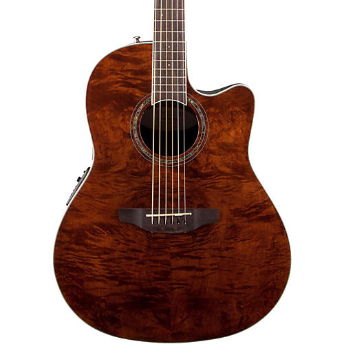 New Gear, Ovation Celebrity Jumbo review from Acoustic ...