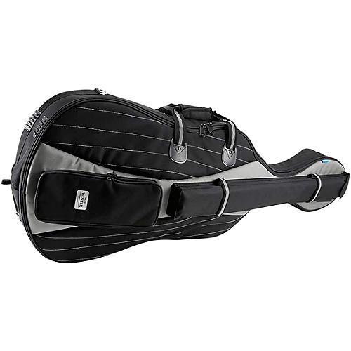 J. Winter Cello Bag 4/4 Size Black Exterior, Black Interior