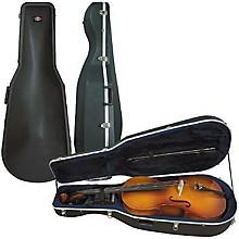 Open BoxSKB Cello Case