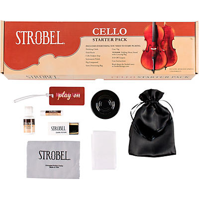 STROBEL Cello Starter Pack