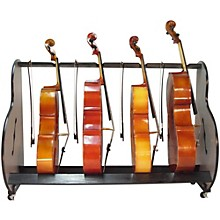 A&S Crafted Products Cello Storage Rack