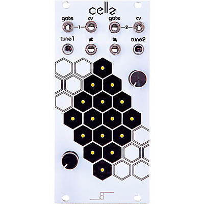 Cre8audio Cellz CV Touch Control and Sequencer