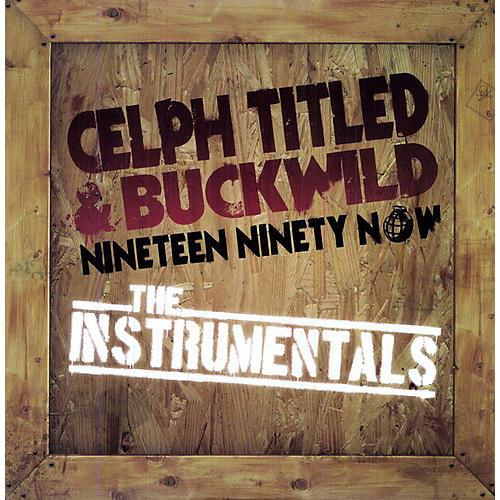 Alliance Celph Titled - Nineteen Ninety Now Instrumentals