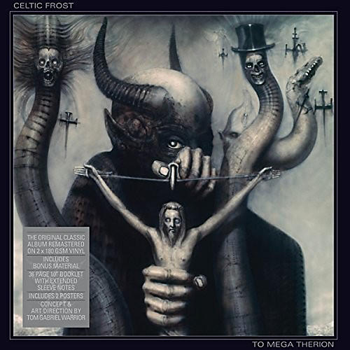 Alliance Celtic Frost - To Mega Therion