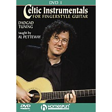 Homespun Celtic Instrumentals for Fingerstyle Guitar 1 (DVD)