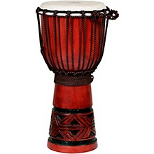 X8 Drums Celtic Labyrinth Djembe Drum