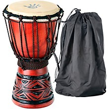 X8 Drums Celtic Labyrinth Djembe Drum