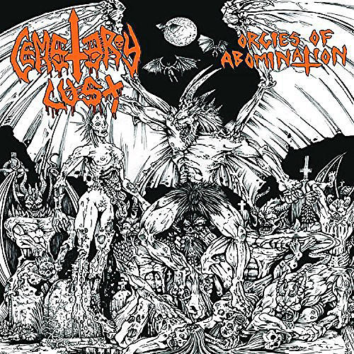 Alliance Cemetery Lust - Orgies of Abomination