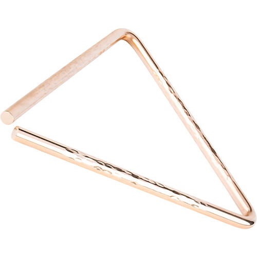 Sabian Center Hammered Triangles 10 in.