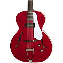 Century Archtop Electric Guitar Cherry