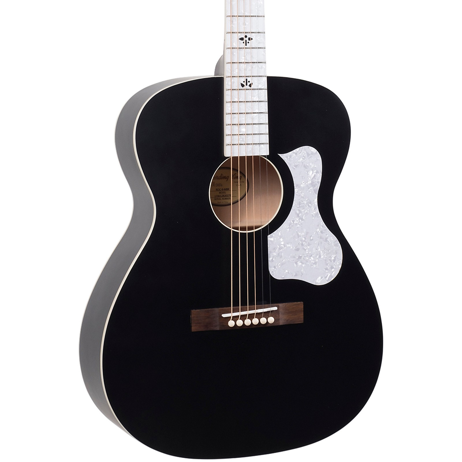Recording King Century33 Limited Edition #1 Acoustic Guitar