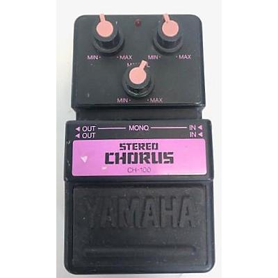 Yamaha Ch100 Effect Pedal