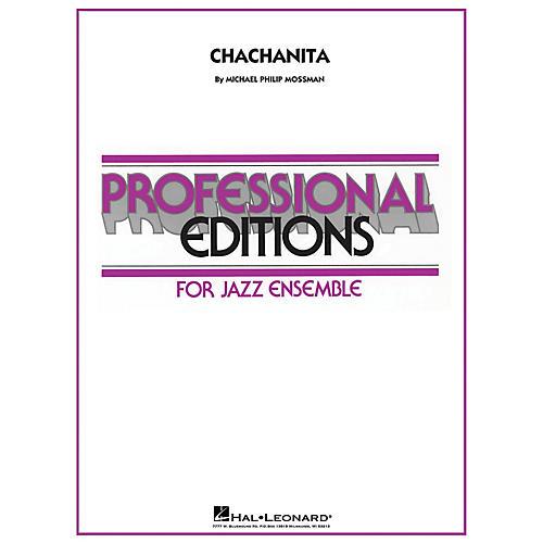 Hal Leonard Chachanita Jazz Band Level 5 Composed by Michael Philip Mossman