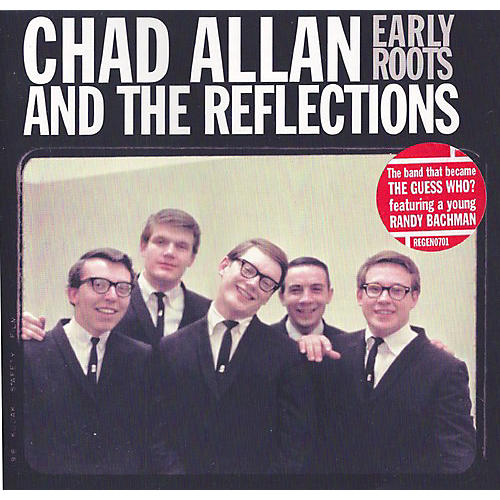Alliance Chad Allan - Chad Allan and The Reflections