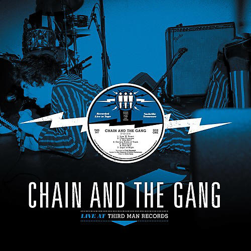 Alliance Chain & the Gang - Live At Third Man Records 07-03-2016