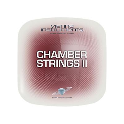Vienna Instruments Chamber Strings II Standard Software Download