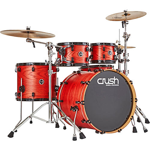 Crush Drums & Percussion Chameleon Ash 5-Piece Shell Pack with 22 in. Bass Drum