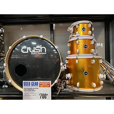 Crush Drums & Percussion Chameleon Ash Drum Kit