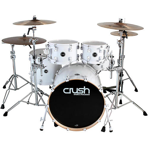 crush drums percussion chameleon birch 5 piece shell pack with 22 bass drum musician 39 s friend. Black Bedroom Furniture Sets. Home Design Ideas
