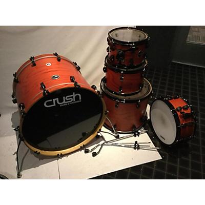 Crush Drums & Percussion Chamelon Ash Drum Kit