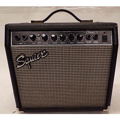 Squier Champ 15 Guitar Combo Amp