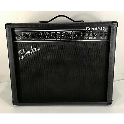 Fender Champ 25se Guitar Combo Amp