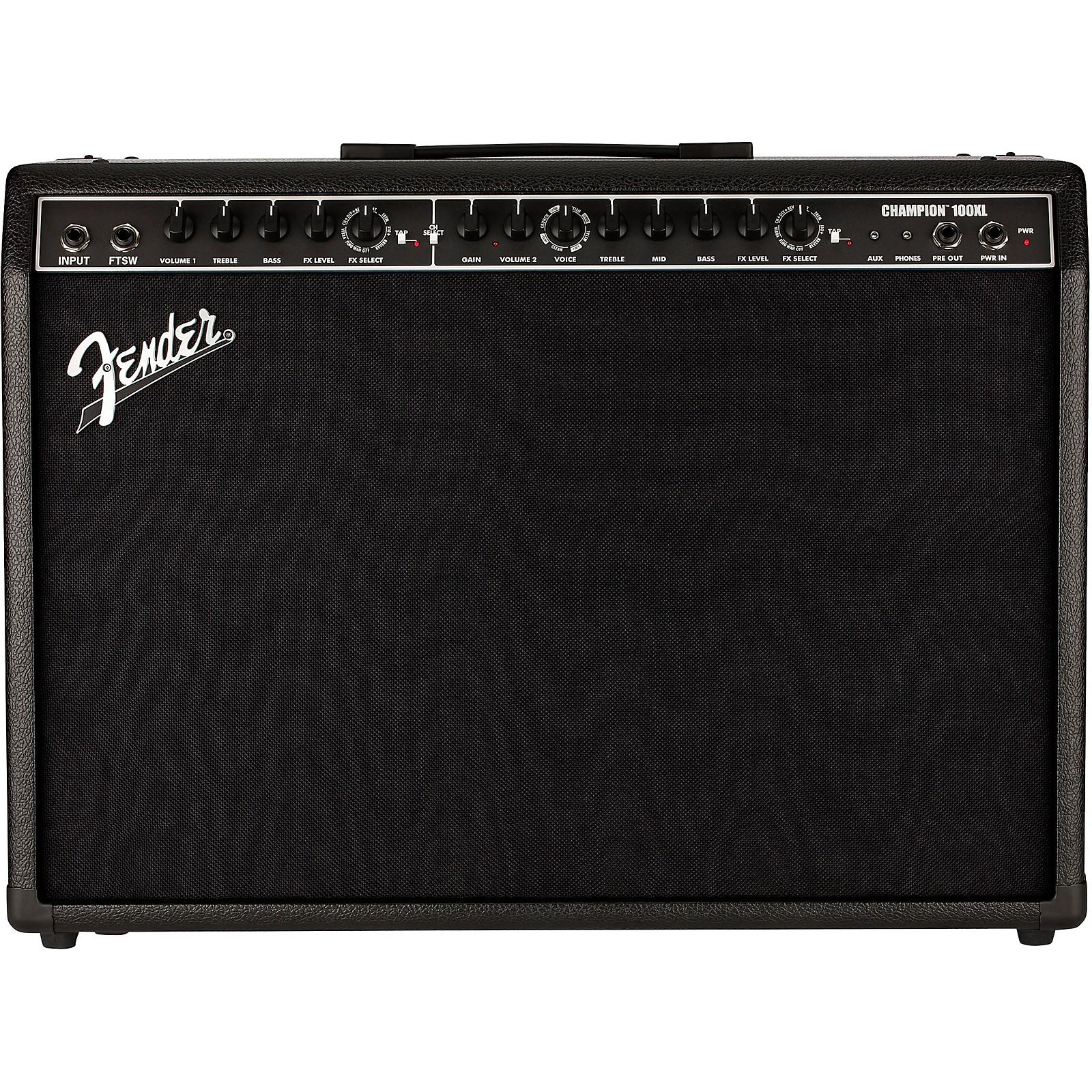 Fender Champion 100XL 100W 2x12 Guitar Combo Amp