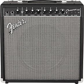de07da35ad1 Fender Champion 40 Guitar Combo Amp Black