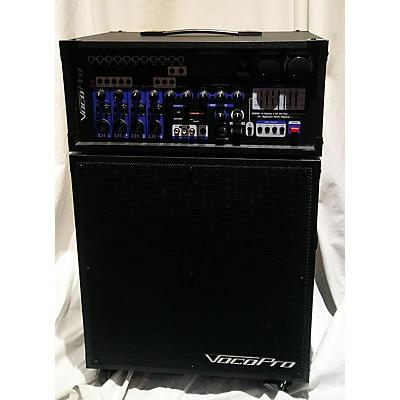 VocoPro Champion-REC Sound Package