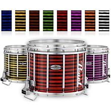 Championship Maple Varsity FFX Marching Snare Drum Spiral Finish 14 x 12 in. Orange #996