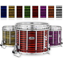 Championship Maple Varsity FFX Marching Snare Drum Spiral Finish 14 x 12 in. Red #992
