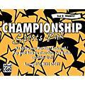 Alfred Championship Sports Pak 2nd B-Flat Trumpet thumbnail