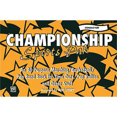 Alfred Championship Sports Pak Conductor