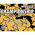 Alfred Championship Sports Pak E-Flat Baritone Saxophone thumbnail