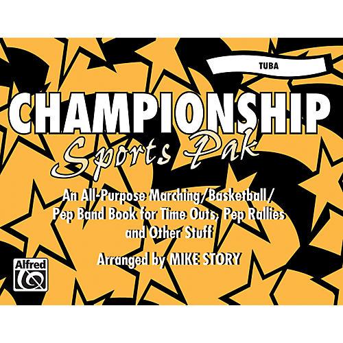Alfred Championship Sports Pak Tuba