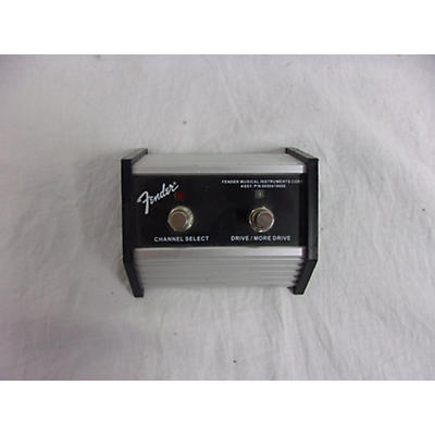 Fender Channel/Drive Footswitch Pedal
