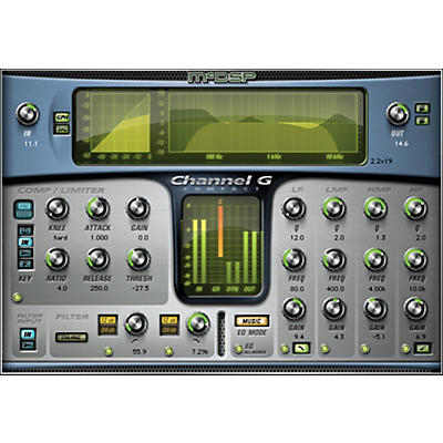 McDSP Channel G Compact HD v6 Software Download
