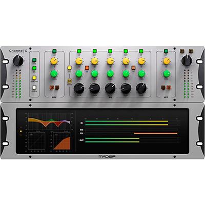 McDSP Channel G HD v6 Software Download