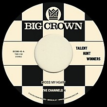 Channels 4 - Cross My Heart / Carla & The Carlettes Groovin